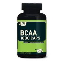 Optimum Nutrition BCAA (60 капс)