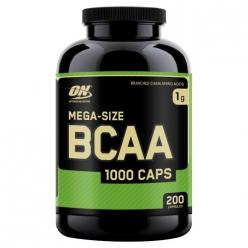 Optimum Nutrition BCAA 1000 (200 капс)