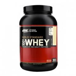 Optimum Nutrition 100% Gold Whey Standard (907 г)