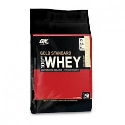 Optimum Nutrition 100% Gold Whey Standard (4540 г)