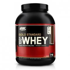 Optimum Nutrition 100% Gold Whey Standard (2270 г)
