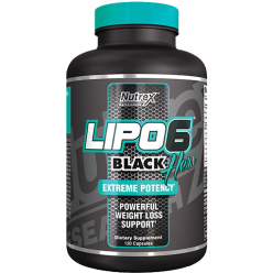 Nutrex Lipo-6 Black Hers EXTREME Potency (120 капс)