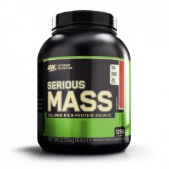 Optimum Nutrition Serious Mass (2727 г)