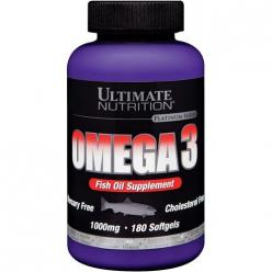 Ultimate Nutrition Omega 3 (180 капс)