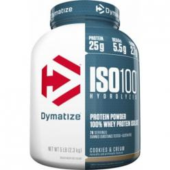 Dymatize ISO-100 Hydrolyzed (2275г)