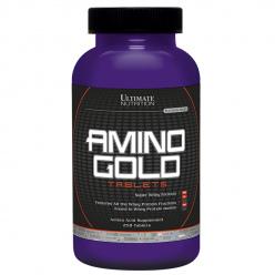 Ultimate Nutrition AMINO GOLD FORMULA 1000mg TABLETS  (250 таб )