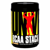 Universal Nutrition BCAA stack (250 г)