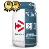 Dymatize Iso100 Hydrolyzed (725 г)