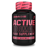 BioTech USA ACTIVE WOMAN (60 таб)