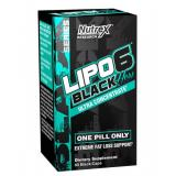 Nutrex Lipo-6 Black Hers Ultra Concentrate (60 капс)